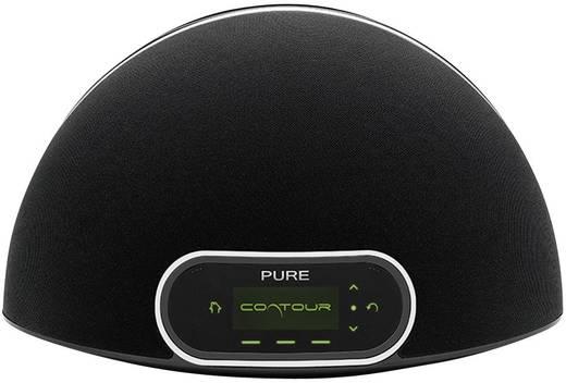 pure contour internet dab ukw radio mit dockingstation f r ipod und iphone kaufen. Black Bedroom Furniture Sets. Home Design Ideas