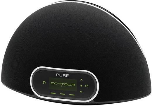 pure contour internet dab ukw radio mit dockingstation. Black Bedroom Furniture Sets. Home Design Ideas