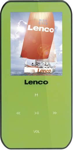Lenco Xemio-655 MP3-Player, MP4-Player 4 GB Grün Sprachaufnahme