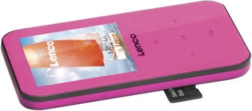 Lenco Xemio-655 MP3-Player, MP4-Player 4 GB Pink Sprachaufnahme