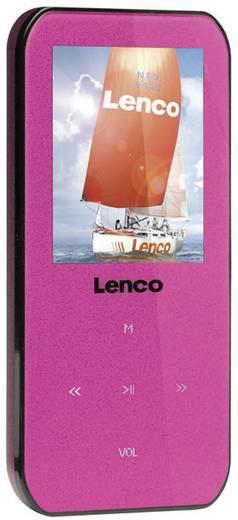 MP3-Player, MP4-Player Lenco Xemio-655 4 GB Pink Sprachaufnahme