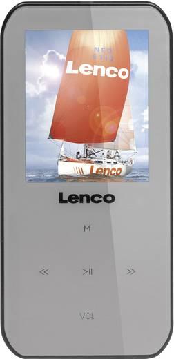 Lenco Xemio-655 MP3-Player, MP4-Player 4 GB Grau Sprachaufnahme