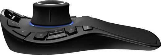 3Dconnexion SpaceMouse Pro USB 3D-Maus Schwarz