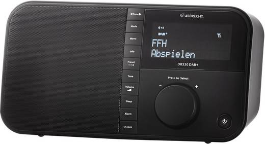 albrecht dr 330 dab radio kaufen. Black Bedroom Furniture Sets. Home Design Ideas