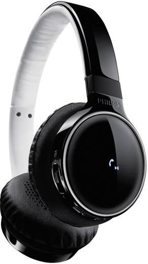 philips shb9100 bluetooth kopfh rer headset schwarz. Black Bedroom Furniture Sets. Home Design Ideas