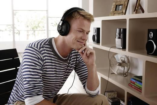 Kopfhörer Philips SHP6000 Over Ear Schwarz