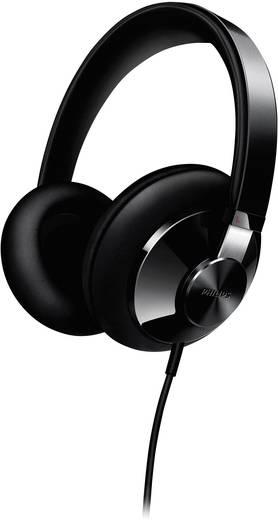 Philips SHP6000 Kopfhörer Over Ear Schwarz