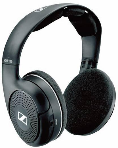 Funk Kopfhörer Sennheiser HDR 120 Ersatzkopfhörer oder Zusatzkopfhörer On Ear Schwarz