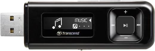 MP3-Player Transcend MP330 8 GB Schwarz FM Radio, Befestigungsclip