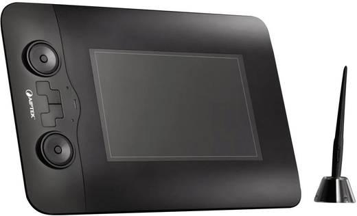 Aiptek Media Tablet Ultimate II USB-Grafiktablett Schwarz