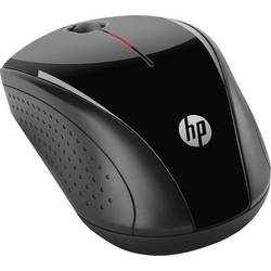 Optická bezdrôtová myš HP X3000 H2C22AA#ABB, čierna