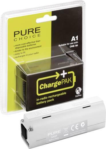 Radio-Akku Pure ChargePAK A1 3.7 V 2.200 mAh