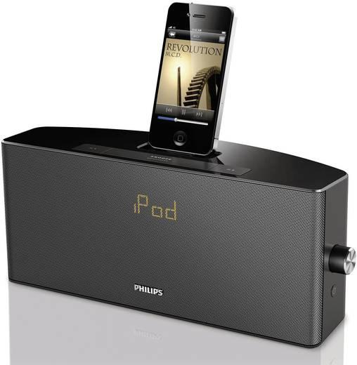 philips aj7034d radiowecker mit dockingstation f r ipod. Black Bedroom Furniture Sets. Home Design Ideas