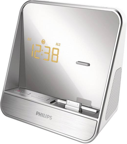 philips up light iphone from conrad philips aj5300d radiowecker mit dockingstation f 252 r ipod 544