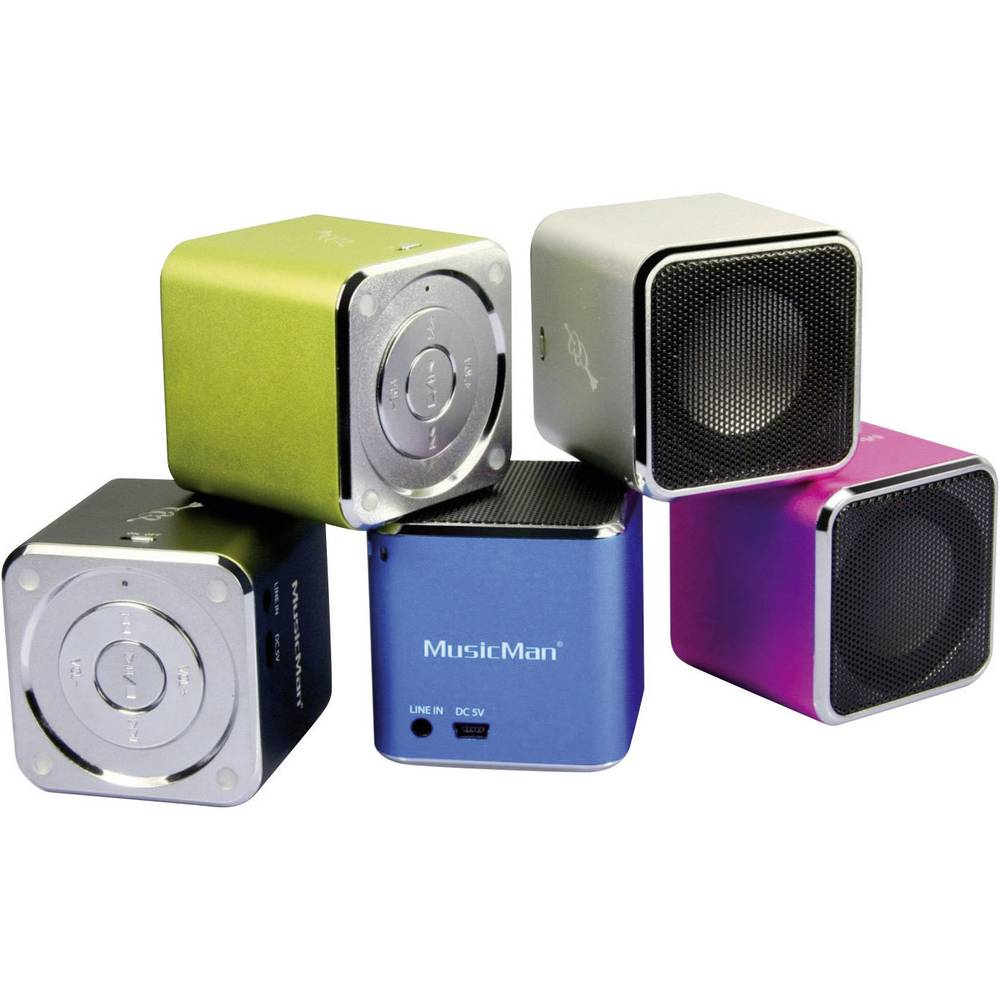 bluetooth lautsprecher technaxx musicman mini wireless. Black Bedroom Furniture Sets. Home Design Ideas