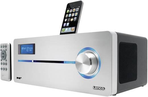 lenco ipd 9000 dab radio mit ipod iphone dockingstation kaufen. Black Bedroom Furniture Sets. Home Design Ideas