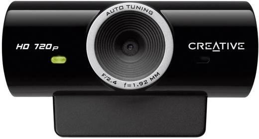 HD-Webcam 1280 x 720 Pixel Creative Labs LIVE CAM SYNC HD 720P Standfuß, Klemm-Halterung