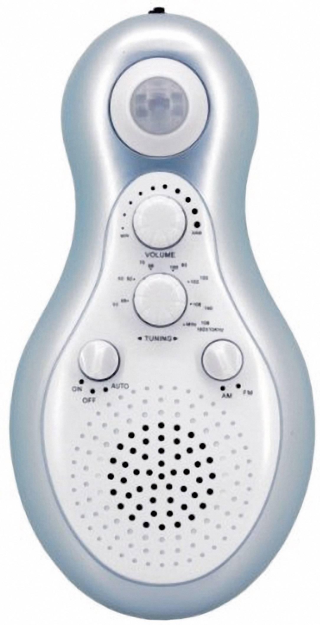 Soundmaster BR 40 Badezimmerradio Blau