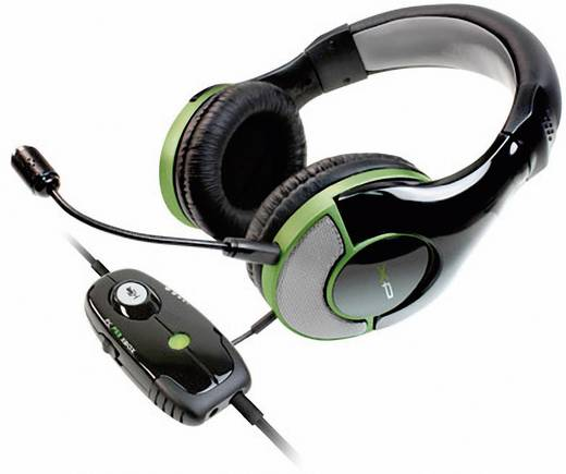 gaming headset 2 5 mm klinke schnurgebunden stereo g star. Black Bedroom Furniture Sets. Home Design Ideas