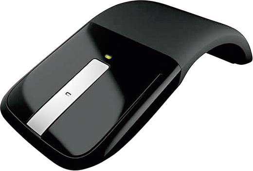 microsoft arc touch mouse funk maus optisch touch. Black Bedroom Furniture Sets. Home Design Ideas