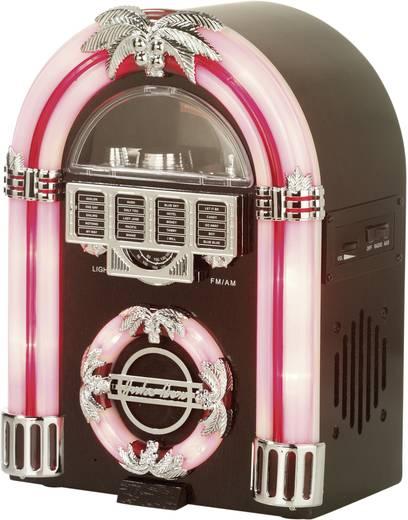 ricatech jukebox rr300 ukw tischradio. Black Bedroom Furniture Sets. Home Design Ideas