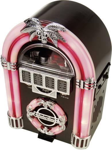 ricatech jukebox rr300 ukw tischradio kaufen. Black Bedroom Furniture Sets. Home Design Ideas