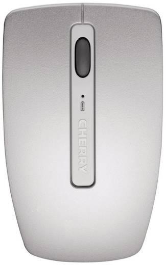 Funk-Tastatur,- Maus-Set CHERRY DW 8000 Spritzwassergeschützt Silber