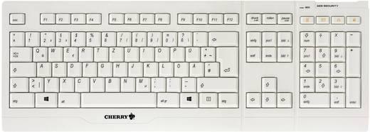 Funk-Tastatur,- Maus-Set CHERRY B.Unlimited AES Grau