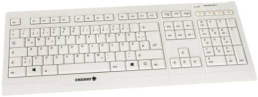 Funk-Tastatur,- Maus-Set CHERRY B.Unlimited AES Grau