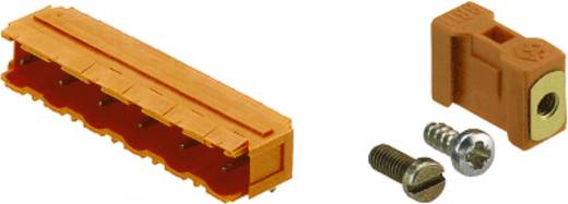Leiterplattensteckverbinder SL 7.62/09/90B 3.2SN OR BX Weidmüller Inhalt: 50 St.