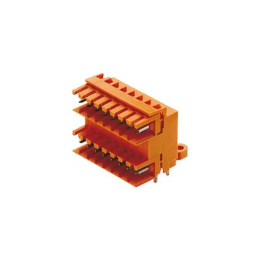 Leiterplattensteckverbinder Orange Weidmüller 1633390000 Inhalt: 50 St.