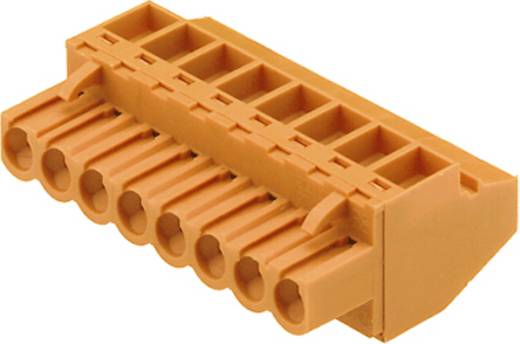 Weidmüller 1636910000 Buchsengehäuse-Kabel BL Polzahl Gesamt 4 Rastermaß: 5 mm 90 St.