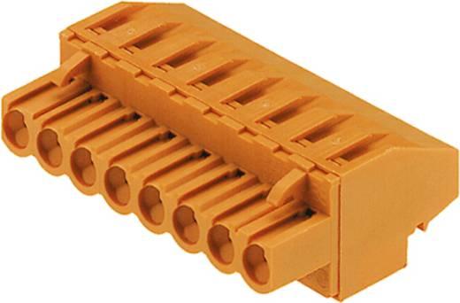 Buchsengehäuse-Kabel BL Polzahl Gesamt 5 Weidmüller 1637610000 Rastermaß: 5 mm 72 St.
