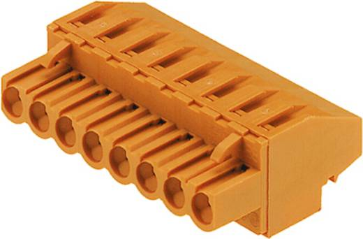 Buchsengehäuse-Kabel BL Polzahl Gesamt 5 Weidmüller 1637840000 Rastermaß: 5 mm 72 St.