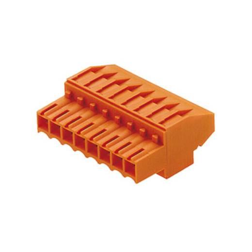 Buchsengehäuse-Kabel BL/SL Polzahl Gesamt 4 Weidmüller 1639720000 Rastermaß: 3.50 mm 100 St.