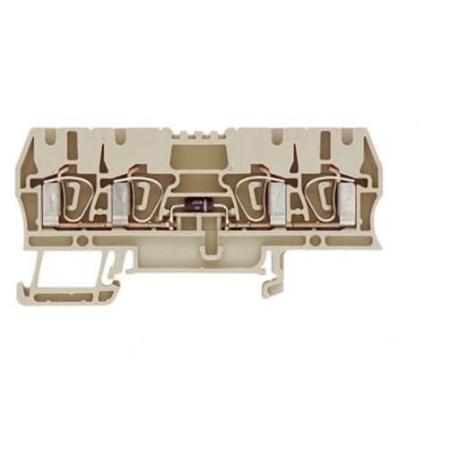 Bauelement-Reihenklemme ZDU 2.5/2X2AN/D+ Weidmüller Inhalt: 20 St.