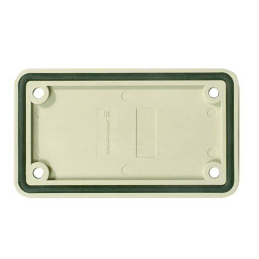 Abdeckplatte ABD-3-GR Weidmüller Inhalt: 10 St.