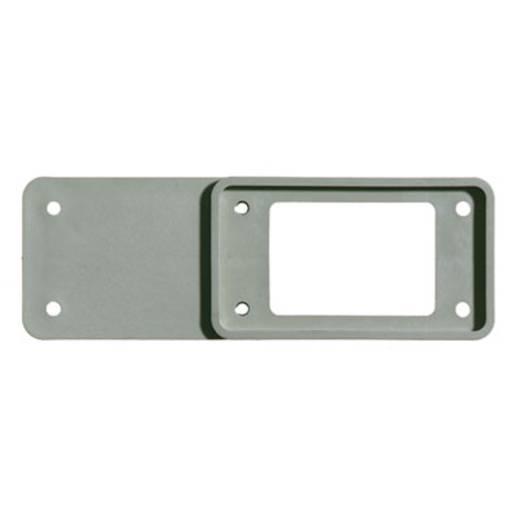 Adapterplatte ADP-8/3-GR Weidmüller Inhalt: 10 St.