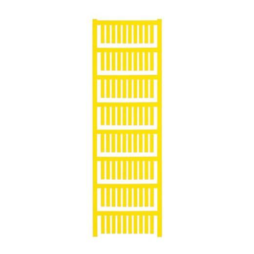 Gerätemarkierung Montage-Art: aufschieben Beschriftungsfläche: 20 x 4 mm Passend für Serie Weidmüller TM-H Hülsen Gelb W