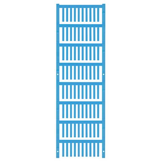 Leitermarkierer Montage-Art: aufclipsen Beschriftungsfläche: 21 x 3.2 mm Atoll-Blau Weidmüller VT SF 1/21 NEUTRAL BL V0