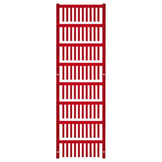 Leitermarkierer Montage-Art: aufclipsen Beschriftungsfläche: 21 x 3.2 mm Red Weidmüller VT SF 1/21 NEUTRAL RT V0 168939