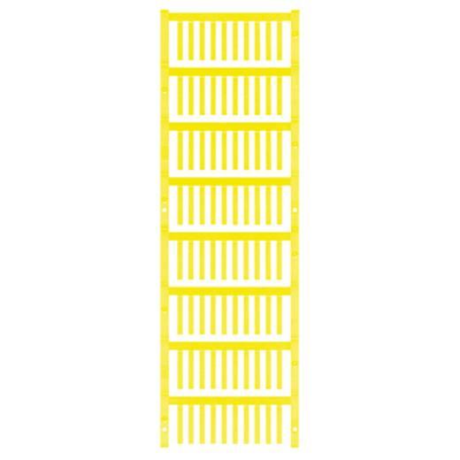 Leitermarkierer Montage-Art: aufclipsen Beschriftungsfläche: 21 x 3.2 mm Gelb Weidmüller VT SF 1/21 NEUTRAL GE V0 16893