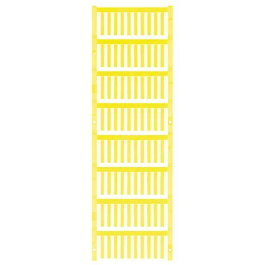 Leitermarkierer Montage-Art: aufclipsen Beschriftungsfläche: 21 x 3.6 mm Gelb Weidmüller VT SF 2/21 NEUTRAL GE V0 16894
