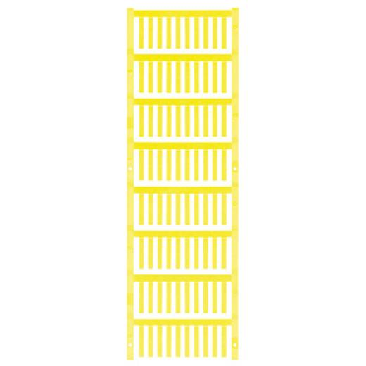 Leitermarkierer Montageart: aufclipsen Beschriftungsfläche: 21 x 3.6 mm Gelb Weidmüller VT SF 2/21 NEUTRAL GE V0 1689410004 Anzahl Markierer: 800 800 St.