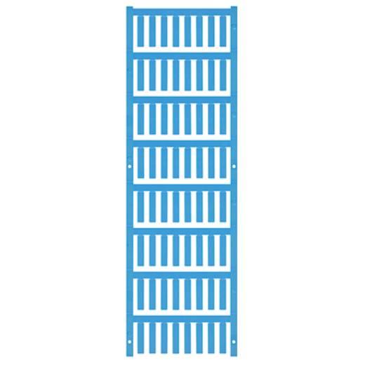 Leitermarkierer Montage-Art: aufclipsen Beschriftungsfläche: 21 x 4.6 mm Atoll-Blau Weidmüller VT SF 3/21 NEUTRAL BL V0