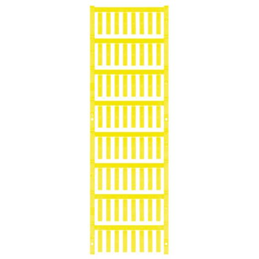 Leitermarkierer Montage-Art: aufclipsen Beschriftungsfläche: 21 x 4.6 mm Gelb Weidmüller VT SF 3/21 NEUTRAL GE V0 16894