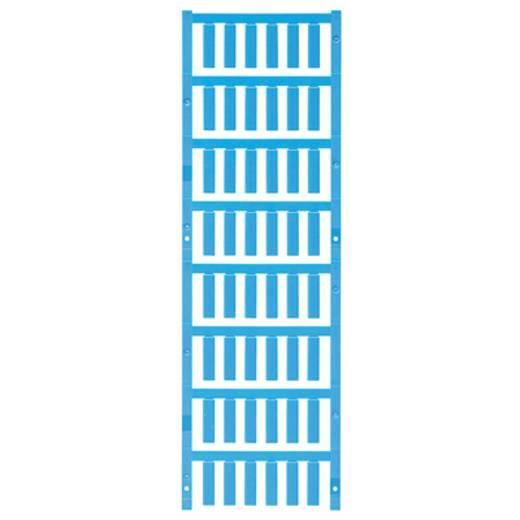 Leitermarkierer Montage-Art: aufclipsen Beschriftungsfläche: 21 x 5.7 mm Atoll-Blau Weidmüller VT SF 4/21 NEUTRAL BL V0