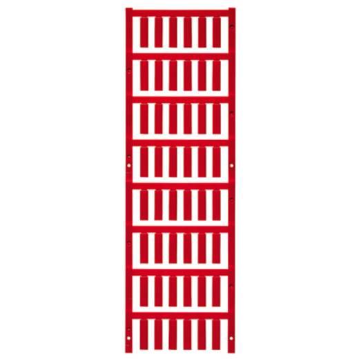 Leitermarkierer Montage-Art: aufclipsen Beschriftungsfläche: 21 x 5.7 mm Red Weidmüller VT SF 4/21 NEUTRAL RT V0 168945