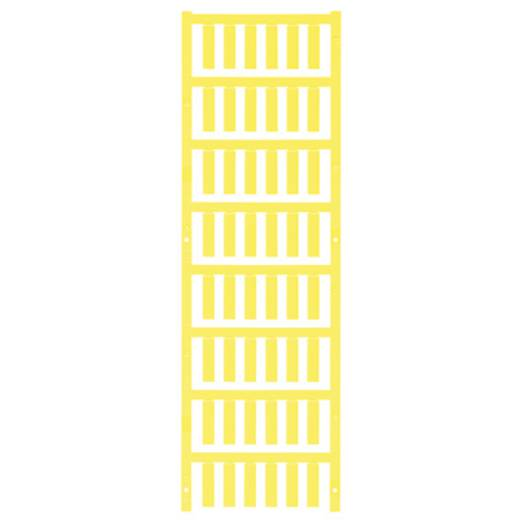 Leitermarkierer Montage-Art: aufclipsen Beschriftungsfläche: 21 x 5.7 mm Gelb Weidmüller VT SF 4/21 NEUTRAL GE V0 16894