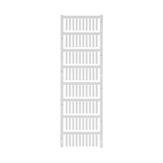 Leitermarkierer Montage-Art: aufclipsen Beschriftungsfläche: 21 x 3.2 mm Weiß Weidmüller VT SF 0/21 NEUTRAL WS V0 17305